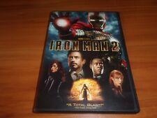 Iron Man 2 (DVD, Widescreen 2010) Marvel