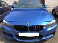 BMW F30 F31 Série 3 Rein Grille Noir Brillant Tricolore M3 Aspect Sport