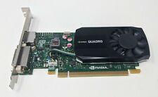 Dell 0379T0 Nvidia Quadro K620 2GB DDR3 DP DVI Video Card 379T0