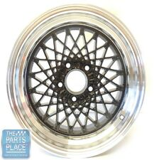 1982-92 Pontiac GTA Rear Wheel - 15 Offset - Black - 16 x 8
