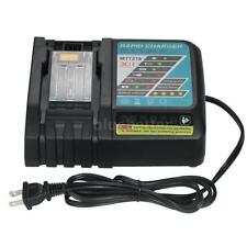 6.5A Rapid Charger For Makita DC18RC DC18RA BL1830 14.4V-18V Li-Ion Battery F5E4