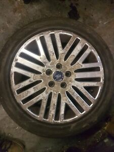 "Ford Mondeo Mk4 07-14 GHIA   21 spoke 17"" inch alloy wheel"