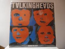 """TALKING HEADS - REMAIN IN LIGHT - SIRE-SRK 6096 NP - A RARE IMPORT - """"SEALED"""