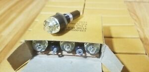 10 Bussmann HLD Panel Mount Indicating Fuse Holders 5A 125V NEW in BOX