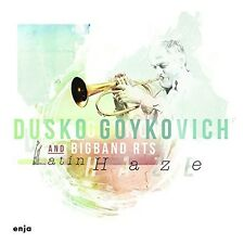 DUSKO GOYKOVICH - LATIN HAZE (FEAT. BIGBAND RTS)  CD NEU