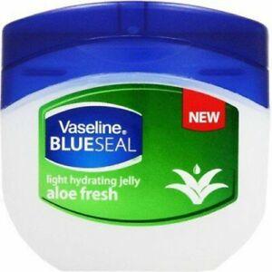 Vaseline Blueseal Light Hydrating Aloe Fresh Patrolium Jelly 100ml