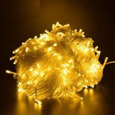 Christmas LED String Lights 100m 10m 5m Luces Fairy Lighting Tree Garland Decor
