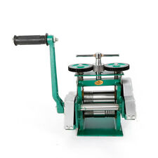 Combination Rolling Mill Machine For Jewelry Equipment Manual Press Tool