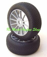 Gomme Tire 1/8 BUGGY GRP CUBIC Mescola B for MBX7 8 Losi HB RK Kyosho MX03B