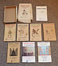 TSR Original Dungeons & Dragons D&D White Box Set WOODGRAIN Libros despedimos Arneson