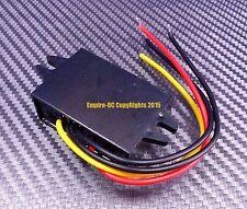 WaterProof DC/DC (12V to 19V 4A 76W) (STEP UP) Power Converter Regulator DC ABS