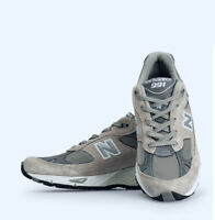 NEW BALANCE 991 Made in UK Leather Scarpe Donna Sneakers GREY W991GL