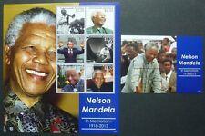 DOMINICA 2013 Nelson Mandela Politik Südafrika ** MNH