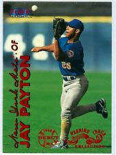 1999 Fleer Tradition Warning Track - Jay Payton [253W] - New York Mets