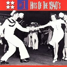 NEW #1 Hits Of The 1940s (Audio CD)