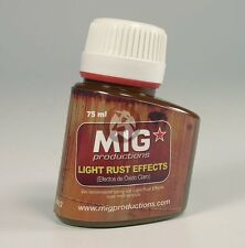 Mig Productions Light Rust Effects P412
