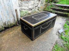 Leather Pre-Victorian Boxes & Chests (Pre-1837)