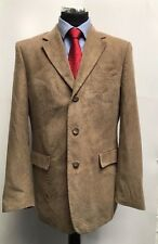 "MS1154 JACK REID MEN'S TAN BLAZER JACKET SIZE M ( 38""-40"")"