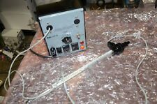 Cole Parmer 2149-20 Dyna-Sense Controller & Jumo DBP Heated Thermometer Probe