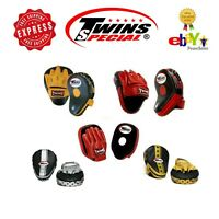 New Twins Special Muay Thai Boxing Punching Mitts Punch Focus Target PML-10