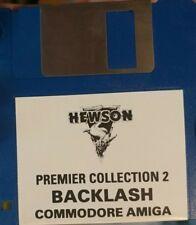 Backlash (Hewson 1992) Commodore Amiga (Disc) Works