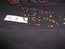 Schmuck, Halskette, Kette, Modeschmuck bunt, Perlen, klein, lang,