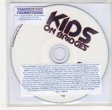 (FO904) Kids On Bridges, Walls - 2014 DJ CD