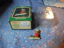 Enesco Small Wonders Note-worthy Christmas Christmas Ornament