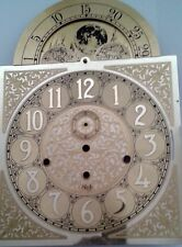 Sligh grandfather clock dial for small cable Urgos movement 280x280x395 mm