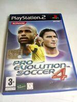 GIOCO PS2 PRO EVOLUTION SOCCER 4