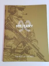Tencate Military Protective Fabrics Catalog Booklet NEW 26 Pages 2017