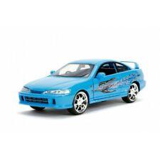 Fast & Furious Mia's Acura Integra by Jada 1 24 Diecast Model Car 30739 Blue