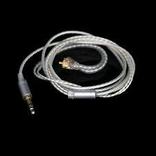 CZH 1.2mm PVC OCC HIFI Audio 3.5mm Headphone Earphone DIY Cable Wire  No solder