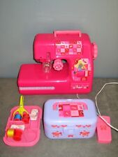 Barbie Machine à coudre / Lexibook - Occasion en Tbé