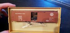 HO TRAIN-MINIATURE #2052 BALTIMORE & OHIO BOXCAR - NEW