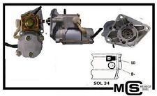 Nuevo OE para LAND ROVER Defender Discovery II 2.5 Td5 98- Motor De Arranque