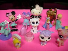 hello kitty Littlest Pet Shop figurine toy lot girl muppet disney rainbow mixed