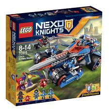 LEGO® Nexo Knights™ 70315 Clays Klingen-Cruiser NEU OVP NEW MISB NRFB