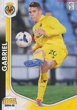 N°347 GABRIEL DE ABREU # BRAZIL VILLARREAL.CF CARD PANINI MEGACRACKS LIGA 2015