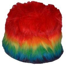 Wig Rainbow Color