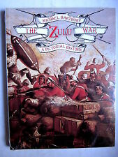 THE ZULU WAR - A PICTORIAL HISTORY By Michael Barthorp (Softcover/New/In Shrink)