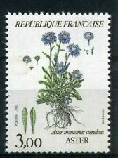 FRANCE 1983, stamp 2268, Flowers, Aster, new