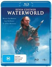 Waterworld - Kevin Costner (Blu-ray, 2009) NEVER PLAYED & STILL SEALED