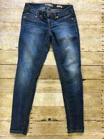"YMI Skinny Jeans Junior's / Women's Size 7 Waist Measures: 28"" Inseam: 29"""