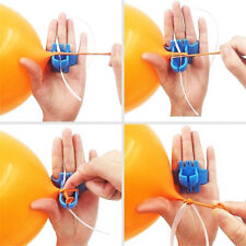 1pcs Easy to Use Knot Tying Tool for Latex Balloons Party Supplies Balloons Tie