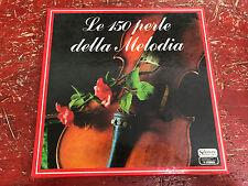 COFANETTO 8 LP 33 GIRI - LE 150 PERLE DELLA MELODIA - SELEZIONE READER'S DIGEST