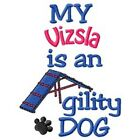 My Vizsla is An Agility Dog Sweatshirt - DC1922L Size S - XXL