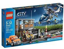 LEGO® City 60009 Polizei-Hubschrauber & Räuberversteck NEU OVP