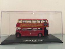 1:72 Bus Collection Ixo Altaya LEYLAND RTW 1957 england icon no 1:43 ixo