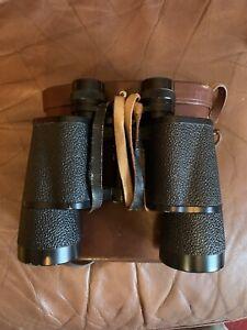 Vintage Carl Zeiss JENA 7x50 Binoctem Binoculars